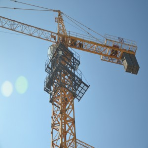 High quality 10 ton tower crane for sale