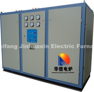 IGBT MF Power Supply for induction melting furnace